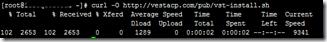 下载vestacp安装文件
